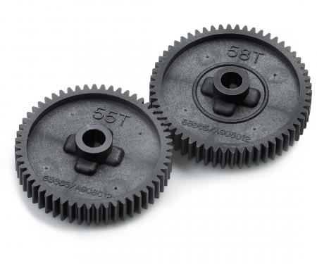 tamiya TT-01 Spur Gear Set 55/58 T.