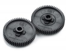 TT-01 Spur Gear Set 55/58 T.