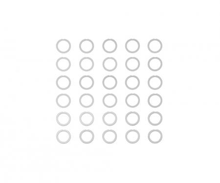 tamiya Shim Set 6mm (10) x 0,1/0,2/0,3