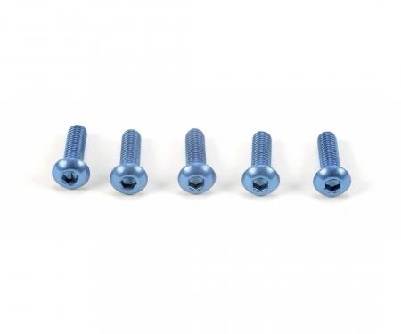 tamiya 3x10mm Socket Screw / Blue*5