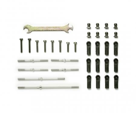 tamiya DT-02 Turnbuckle Suspen. Arm&Tie-Rod Set