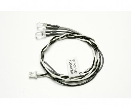 tamiya LED-Set 5mm weiß TLU-01