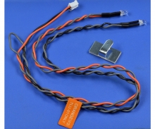 Tamiya LED Light orange 3mm für TLU-01