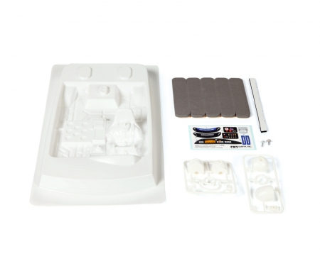 1:10 Touring Car Cockpit Set Left-Hand