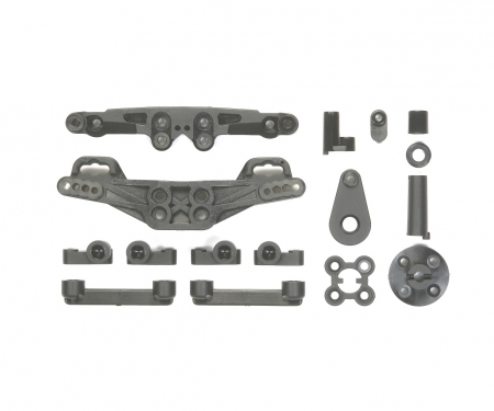 XV-01 J&JJ Parts Damper stay Carb. rein.