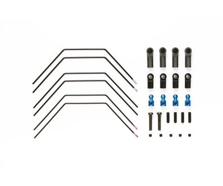 XV-01/T Stabilisator-Set vo/hi. (2)
