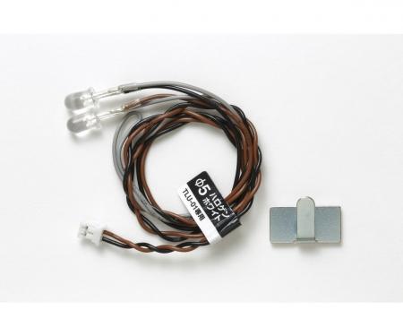 tamiya LED 5mm Halogen, white TLU-01