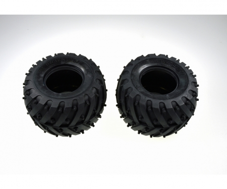 tamiya WR-02/CW-01 Monster Spike Tires Soft (2)