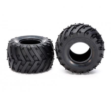 tamiya WR-02/CW-01 Monster Spike Tires Soft