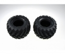 tamiya WR-02/CW-01 Monster Spike Tires Soft