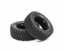 tamiya CC-01 Mud Block Tires *2