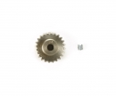 06 H. Coated Alu. Pinion 24T