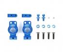 tamiya M-07 Concept Alu R Uprights (2) blau