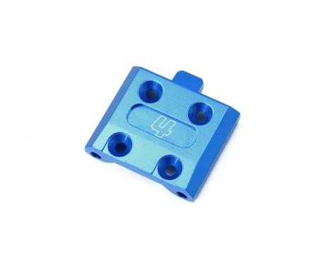 M-07C Alu Querlenkerhalter vo./4° blau