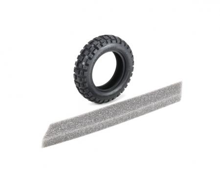 tamiya T3-01 Caramel Block Tire F