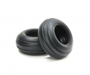 tamiya Ribbed F Bubble Tires Soft *2