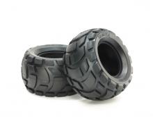 tamiya RndBlk R Bubble Tires Soft *2
