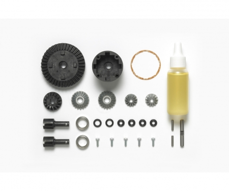 TT-02 Oil Gear Diff Unit