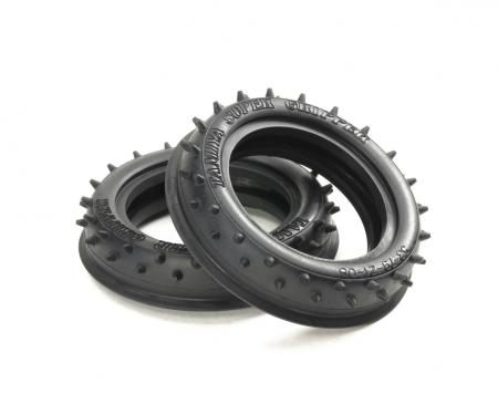 2WD Rib-Spike F Tires *2