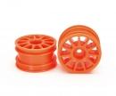 tamiya T3-01/M-Ch. 11-Sp.-Felge Neon Orange (2)