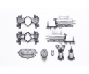 tamiya SW-01 A Parts Chassis Clr Lgry