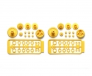 SW-01 G Parts (Gears) Yellow