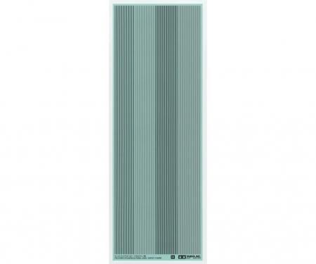 tamiya Panel Line Pin Stripe Stickers