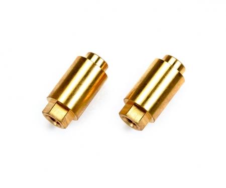 tamiya TRF420 Brass Bumper Posts