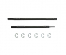 tamiya CC-02 Reinforced. Rear Drive Shafts (2)