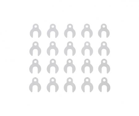 tamiya Suspension Mount Shim Set 0,2/0,3mm (10)