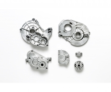 tamiya CC-02 A Parts Silver matte pl.
