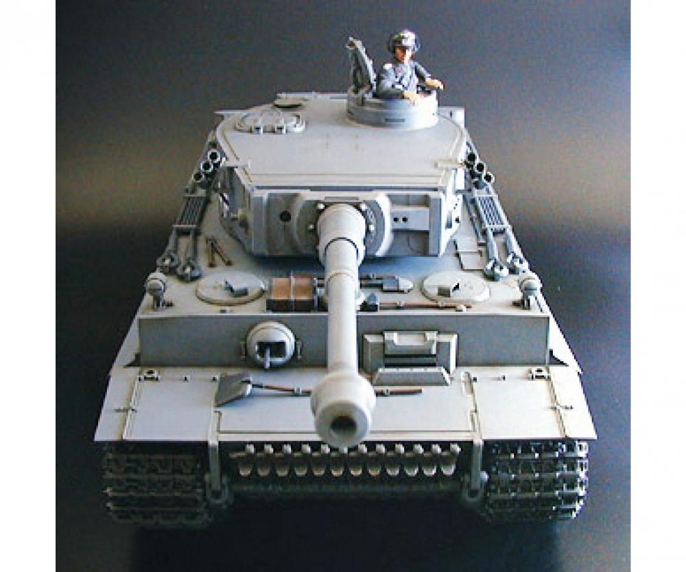1:16 RC Panzer Tiger 1 Full Option - RC Tanks - RC Models