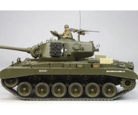 1 16 rc us panzer m26 pershing full opti rc tanks rc. Black Bedroom Furniture Sets. Home Design Ideas