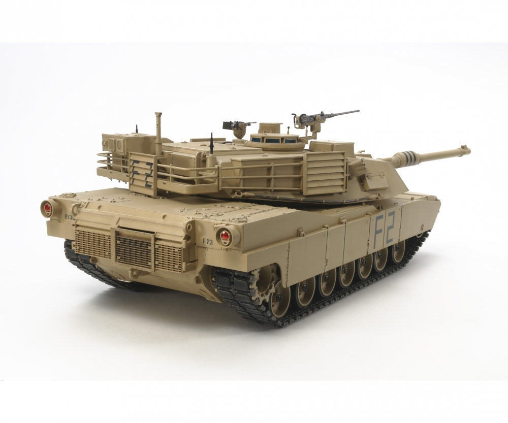 1:16 RC US MBT M1A2 Abrams Full Option - RC Tanks - RC Models