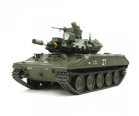tamiya R/C M551 Sheridan w/Option Kit