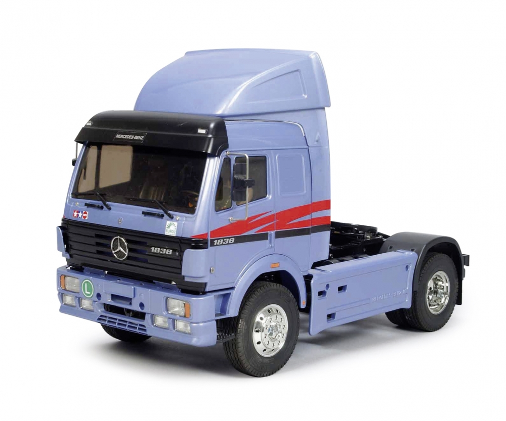 1 14 rc lkw mercedes benz 1838 ls bs rc traktor trucks 1. Black Bedroom Furniture Sets. Home Design Ideas