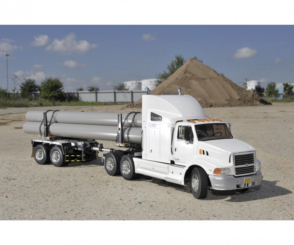 Tamiya Rungen-Teleskop-Auflieger Bausatz für 1//14 Truck 300056310