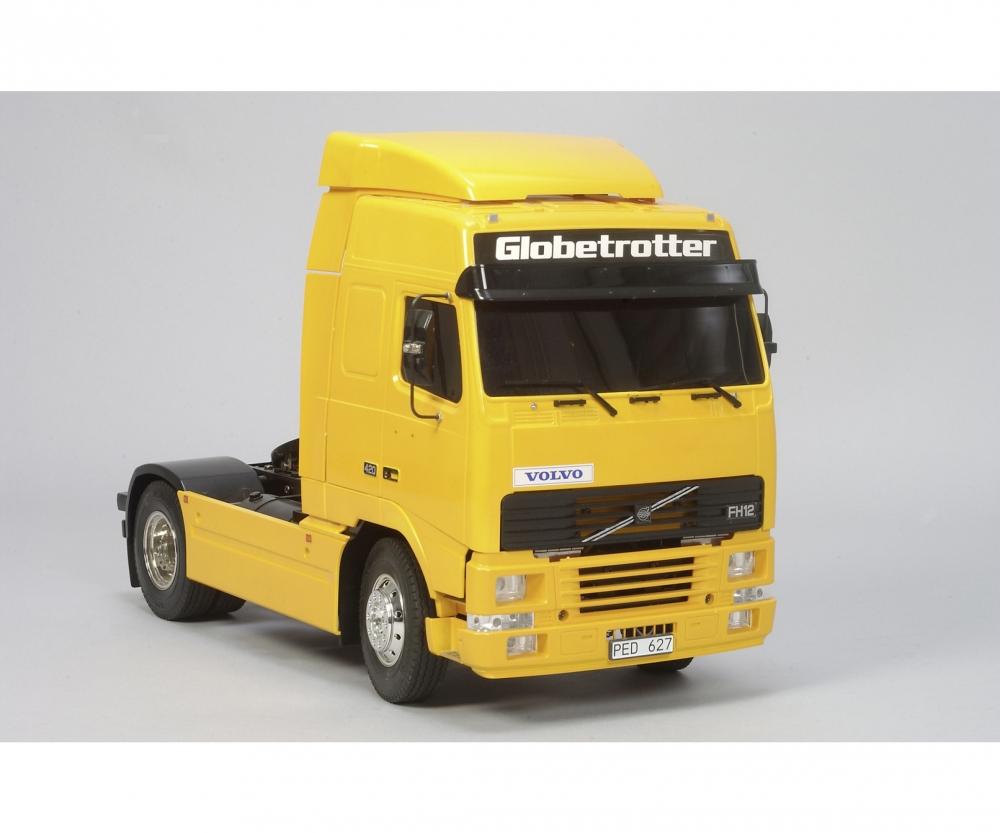 1 14 rc lkw volvo fh12 globetr 420 bs rc traktor trucks. Black Bedroom Furniture Sets. Home Design Ideas
