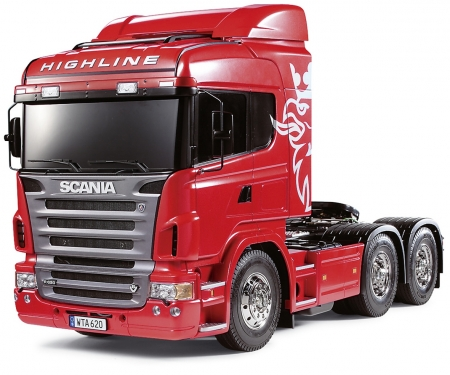 tamiya 1:14 RC LKW Scania R620 6x4 Highline BS
