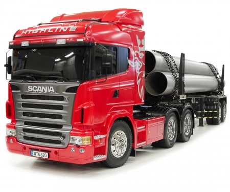 1:14 RC EUTruck ScaniaR620 6x4 Highl Kit