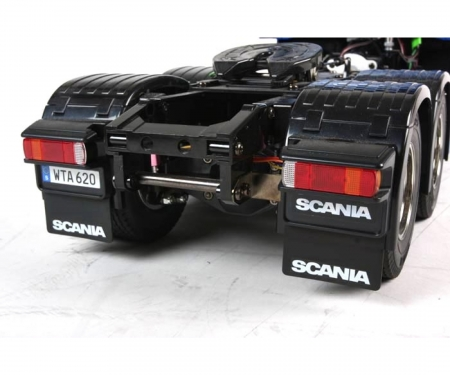 1:14 RC Scania R620 6x4 High.blue paint.