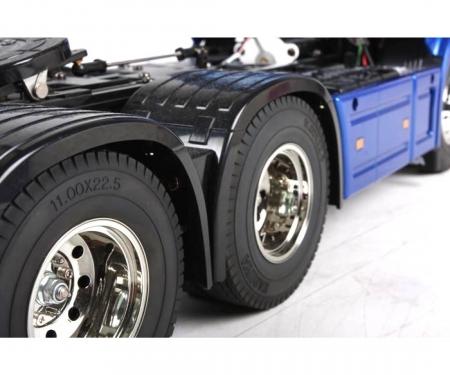 tamiya 1:14 RC Scania R620 6x4 Highl.blau lack.