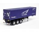 tamiya 1:14 RC 40ft NYK  Container Semi-Trailer