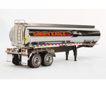 1:14 RC US Fuel Tank Trailer 2Axle Galat