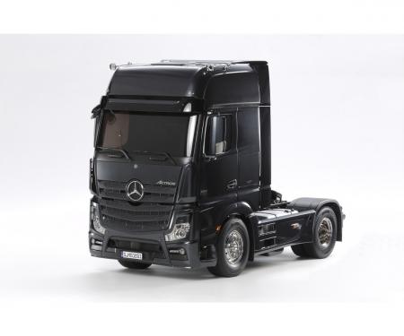 tamiya 1:14 RC Mer.Benz Actros 2 Giga (schwarz)