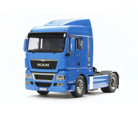 tamiya 1:14 RC MAN TGX 18.540 (French Blue)