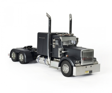 tamiya 1:14 RC Grand Hauler (Matte Black)