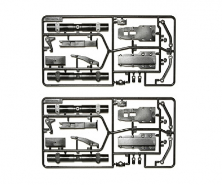 tamiya 1:14 B-Parts reinforced Semi-Trailer