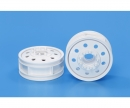 tamiya 1:14 US F Wheels (22mm/White)