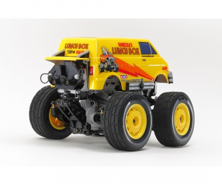 tamiya 1:24 RC Star Unit Lunch Box Mini SW-01
